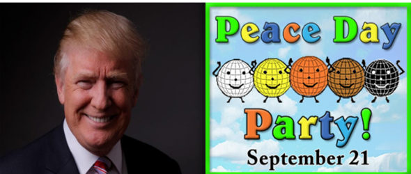TRUMP PEACE REQUESTS &  Happy And Healthy Holidays & Giving Tuesday for Peace  Request