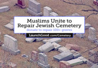 Wise Condemns the Desecration of Historical Jewish Cemetery