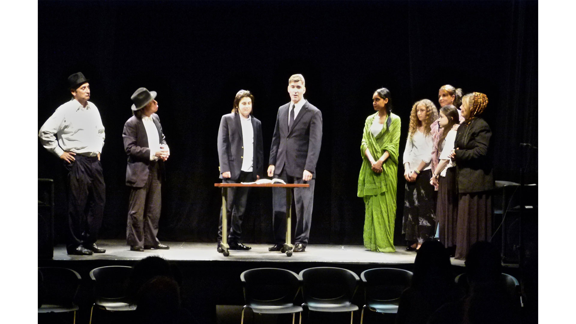 Good News Planet & My Generation Theater Present The Jewish Heritage Theater Festival