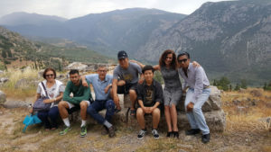 "Young Global Leadership Trip – Ideals of Hellas"" for the JLuce Young Global Leaders organized by/under the Orpheus Luxury Collection"