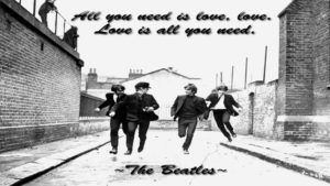 """ALL YOU NEED IS LOVE DAY"" – SALUTES 50TH ANNIVERSARY OF BEATLES ANTHEM"