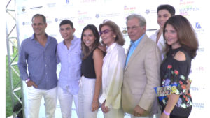 THE 13TH ANNUAL A HAMPTONS HAPPENING HONORS DIVERSE INDUSTRY LEADERS TO BENEFIT THE SAMUEL WAXMAN CANCER RESEARCH FOUNDATION