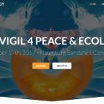 The Vigil 4 Peace & Ecology is a transformational, grassroots effort dedicated to promulgate peace through participation in art, song, dance, music, prayer and ceremony.