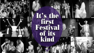 New York, New Works Festival is on, beginning October 3rd in new  York