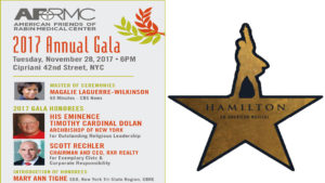 American Friends of Rabin Medical Center –  Some of the original cast of Hamilton performing, Click Here for Videos & Podcasts…