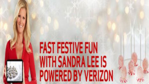 "Sandra Lee asks ""Do you have Fast, Festive Fun Holiday Recipes?"" Food is always Good News, here is our interview from years ago, Still tastes Good!!  Click Here for Video & Podcast…"