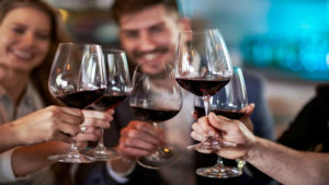 Drink Up: New Study Concludes Wine Can Offset Dementia