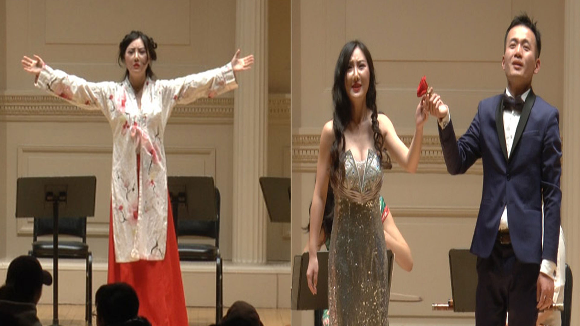 """""""One World Opera – A Blend Between Eastern and Western Music,"""" Click for Video & Podcast…"""