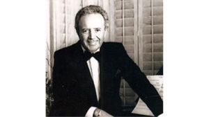 Vic Damone, June 12, 1928 to February 11, 2018